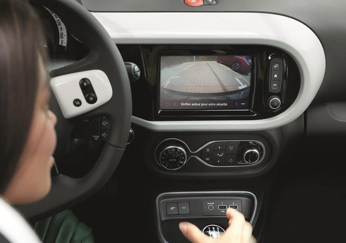 2019 Renault Twingo İçi