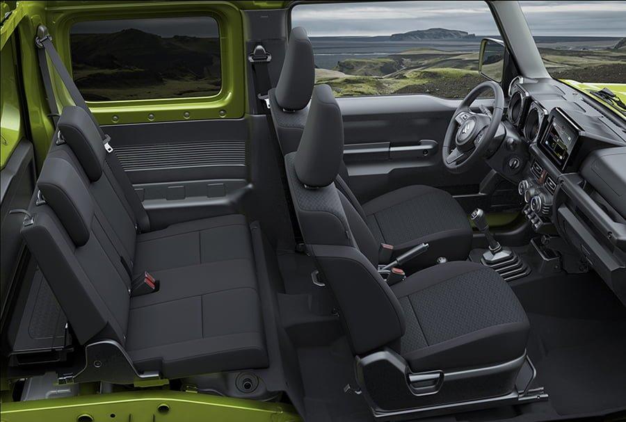 Yeni Suzuki Jimny Türkiye Fiyatı