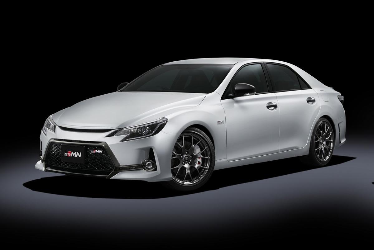 2019 Yeni Toyota Mark X GRMN Özellikleri