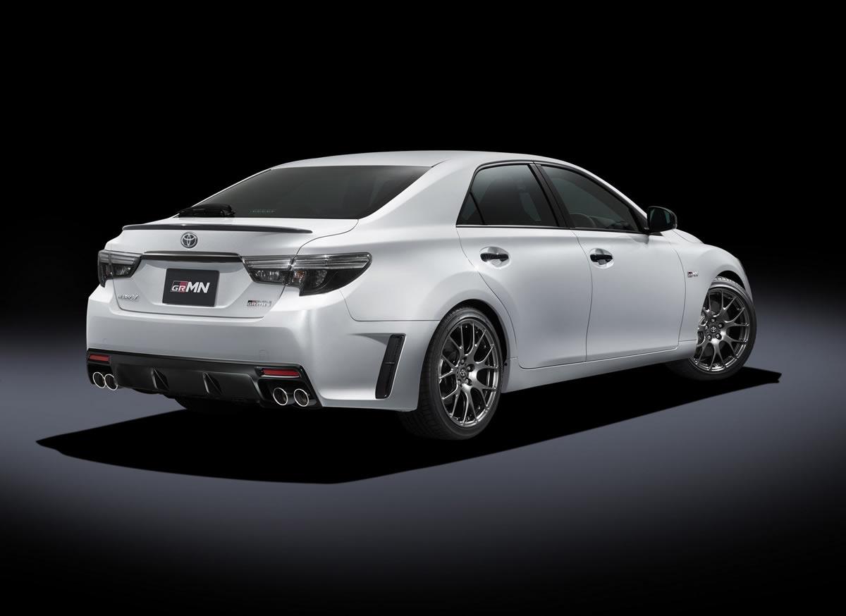 2019 Yeni Toyota Mark X GRMN Teknik Özellikleri