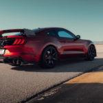 2020 Ford Mustang Shelby GT500 Özellikleri
