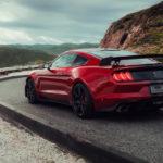 2020 Ford Mustang Shelby GT500 Teknik Özellikleri