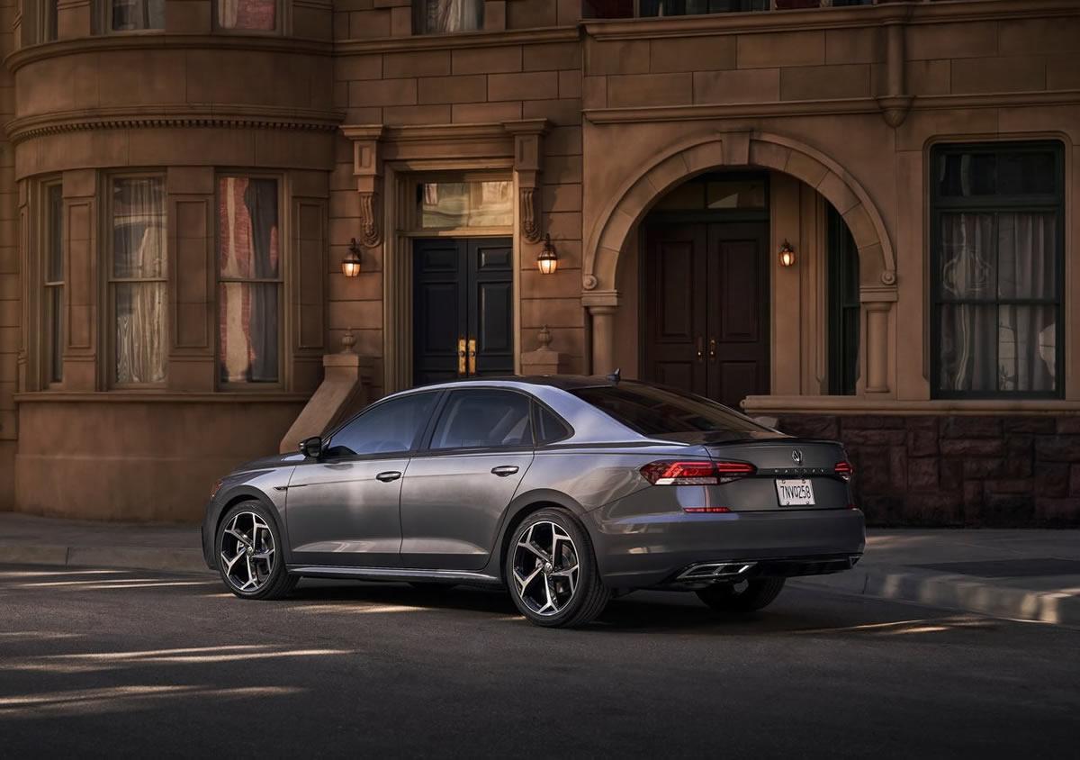 2020 Volkswagen Passat Teknik Özellikleri