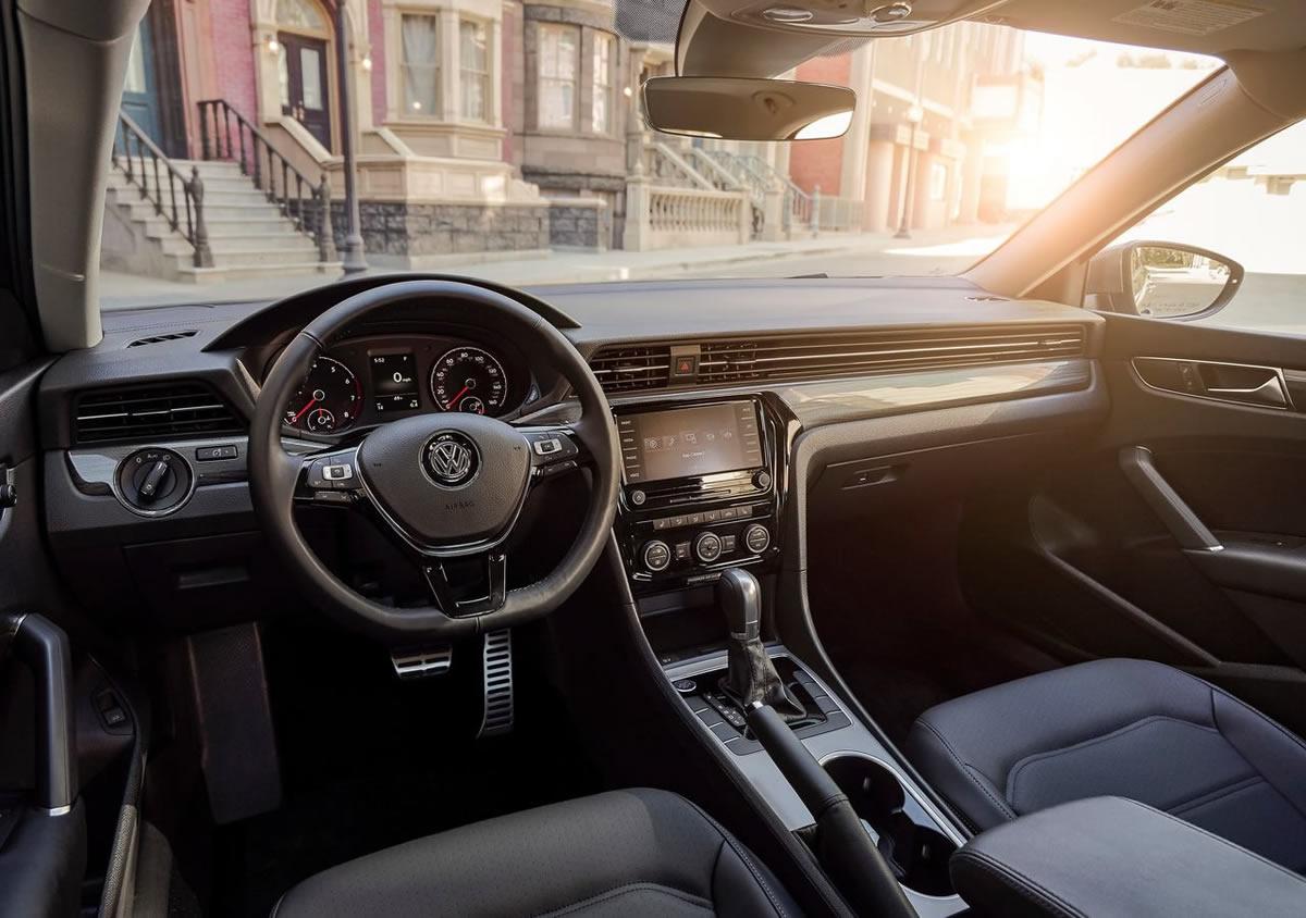 2020 Yeni Volkswagen Passat İçi