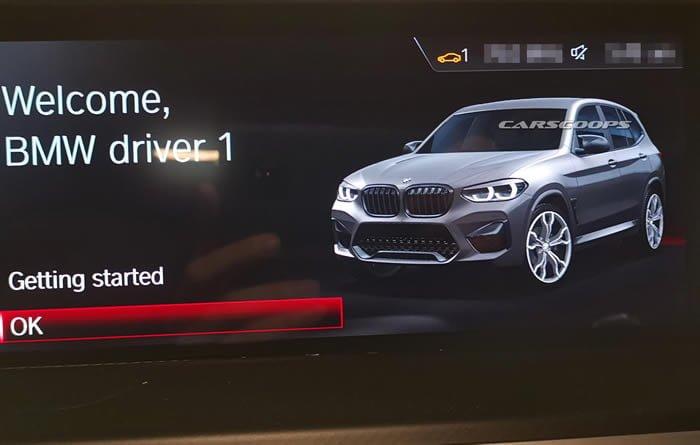 2020 Yeni BMW X3 M