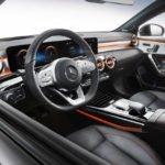 2020 Yeni Kasa Mercedes-Benz CLA İçi