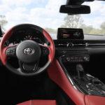 2020 Yeni Kasa Toyota Supra Kokpiti