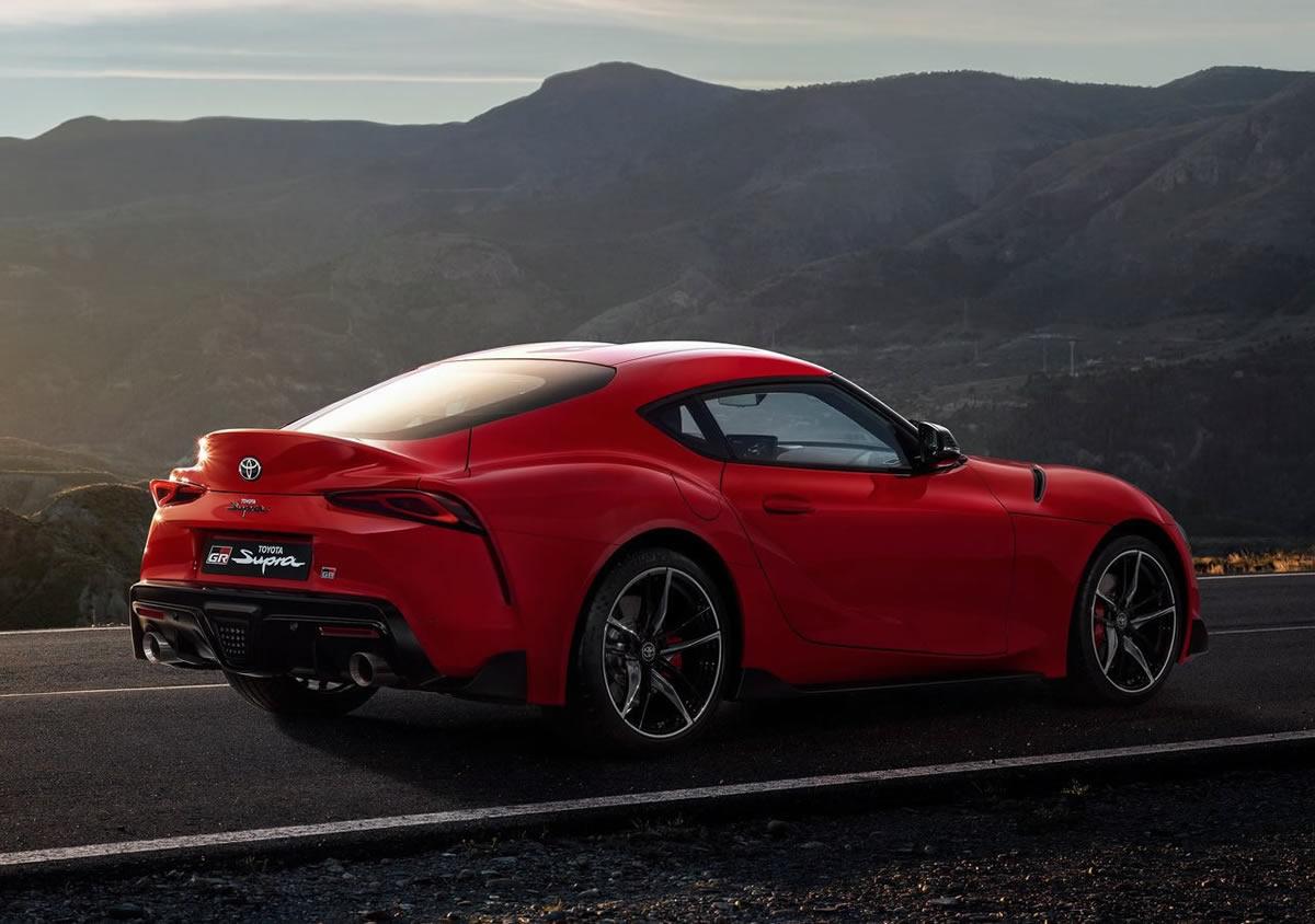 2020 Yeni Kasa Toyota Supra Özellikleri