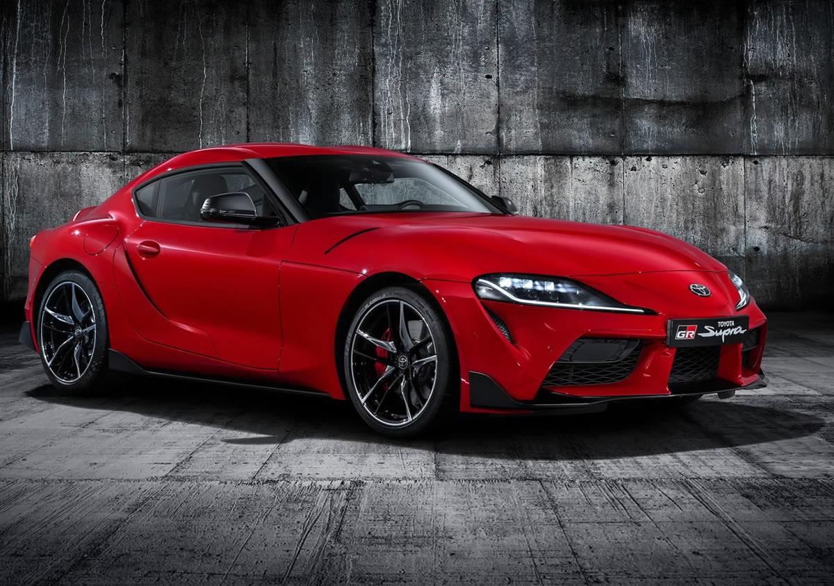 2020 Yeni Kasa Toyota Supra Teknik Verileri