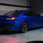 2020 Yeni Lexus RC F Teknik Özellikleri