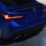 2020 Yeni Lexus RC F Donanımları