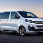 2020 Yeni Opel Zafira Life Özellikleri