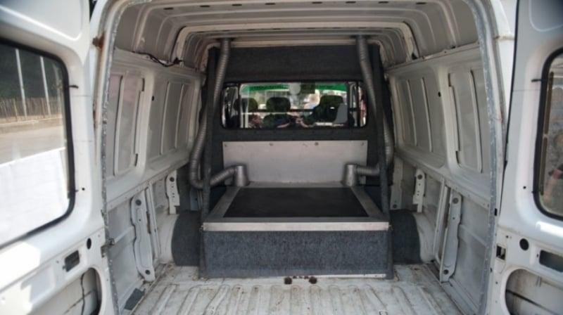 Ford Transit MK3 Modifiye