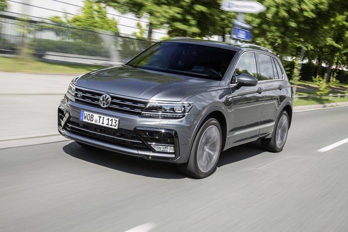 5 milyonuncu Volkswagen Tiguan