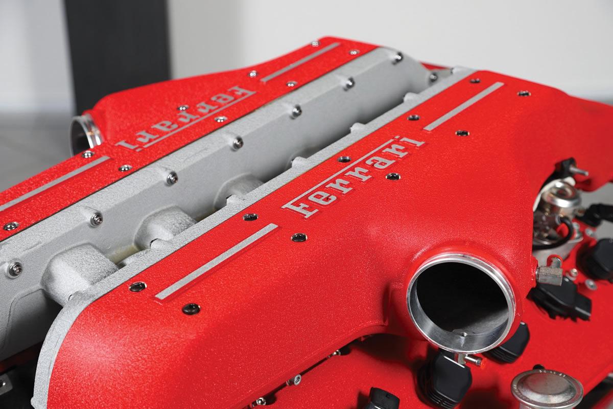 Ferrari FF Motor Fiyatı
