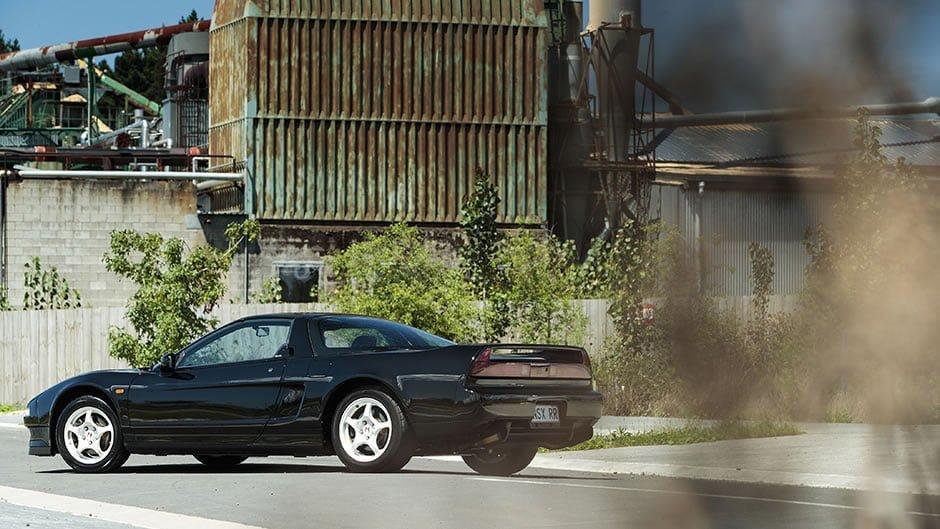 Honda NSX Type-R Tarihçesi
