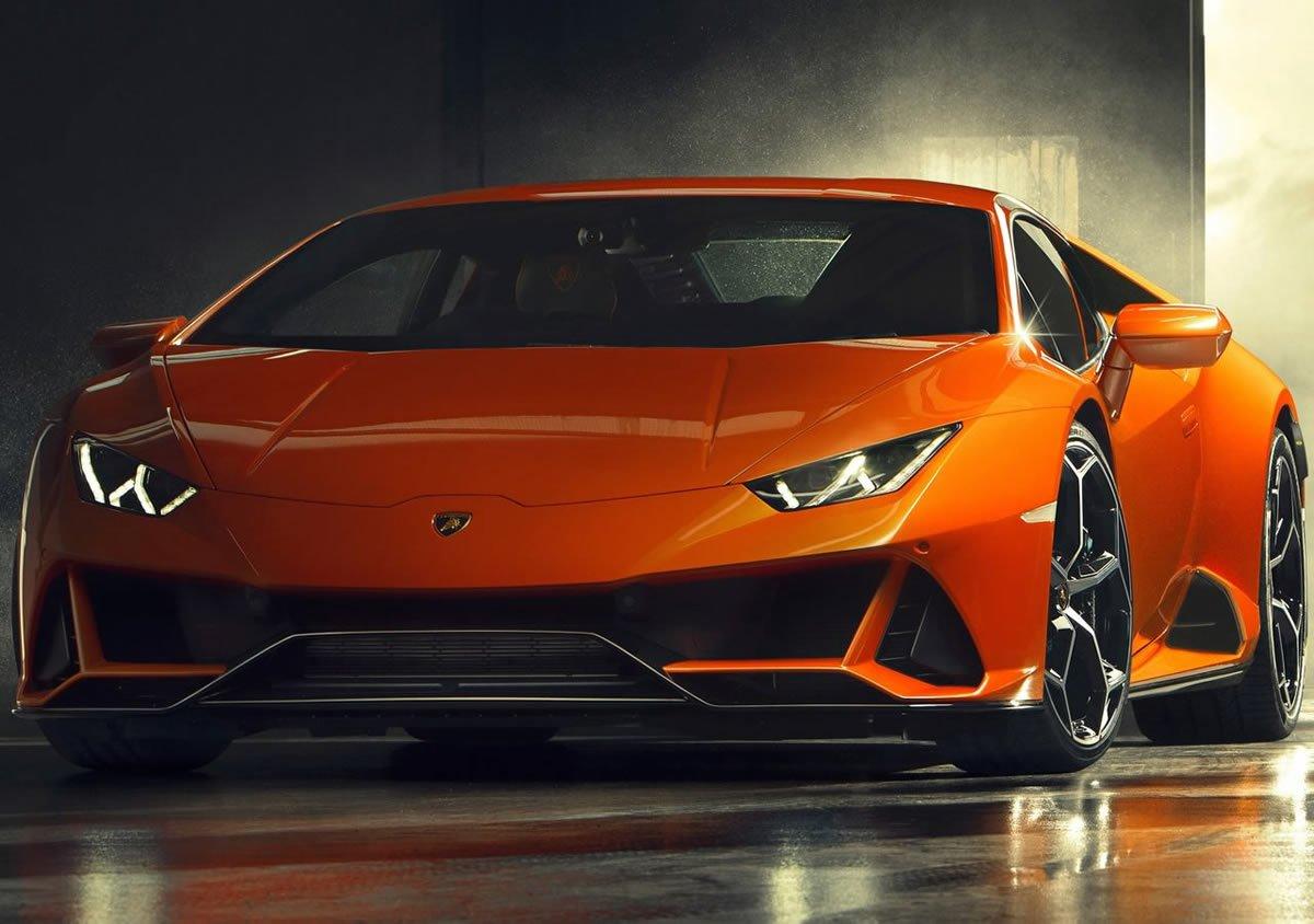 2019 Lamborghini Huracan Evo Teknik Özellikleri