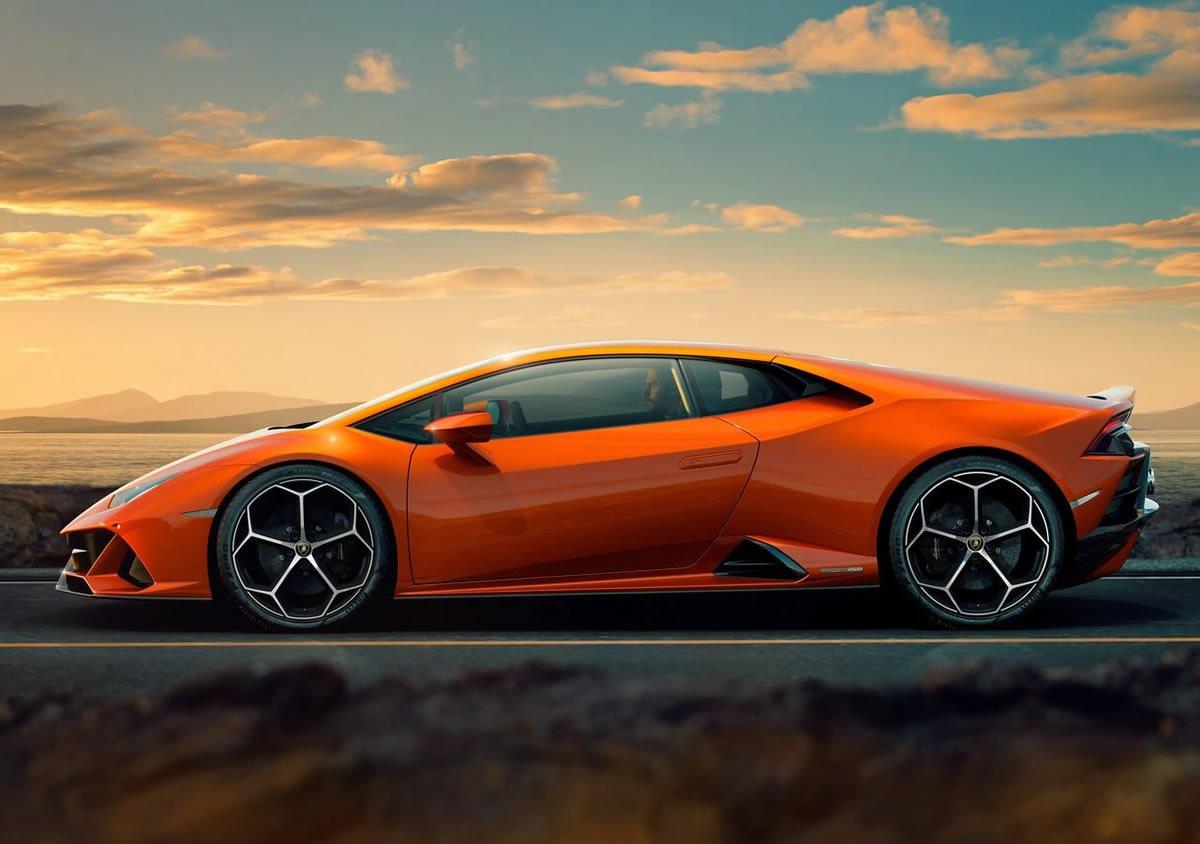 2019 Lamborghini Huracan Evo Özellikleri