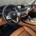 Makyajlı 2020 BMW 7 Serisi İçi