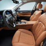 Makyajlı BMW 7 Serisi Donanımları