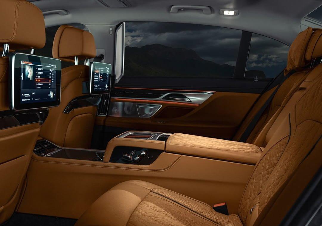 Makyajlı 2020 BMW 750Ld