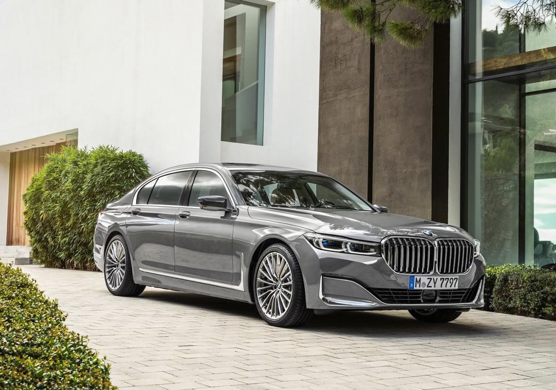 Makyajlı BMW 7 Serisi Teknik Özellikleri