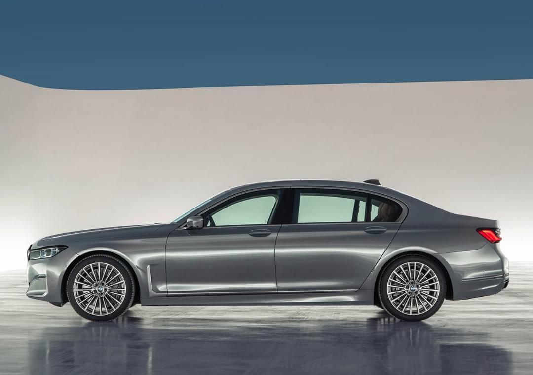Makyajlı 2020 BMW 7 Serisi Fiyatı