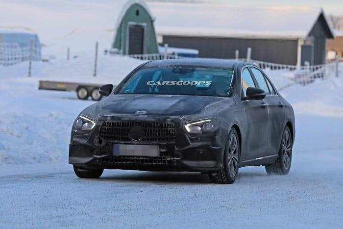 Makyajlı 2020 Mercedes-Benz E-Serisi