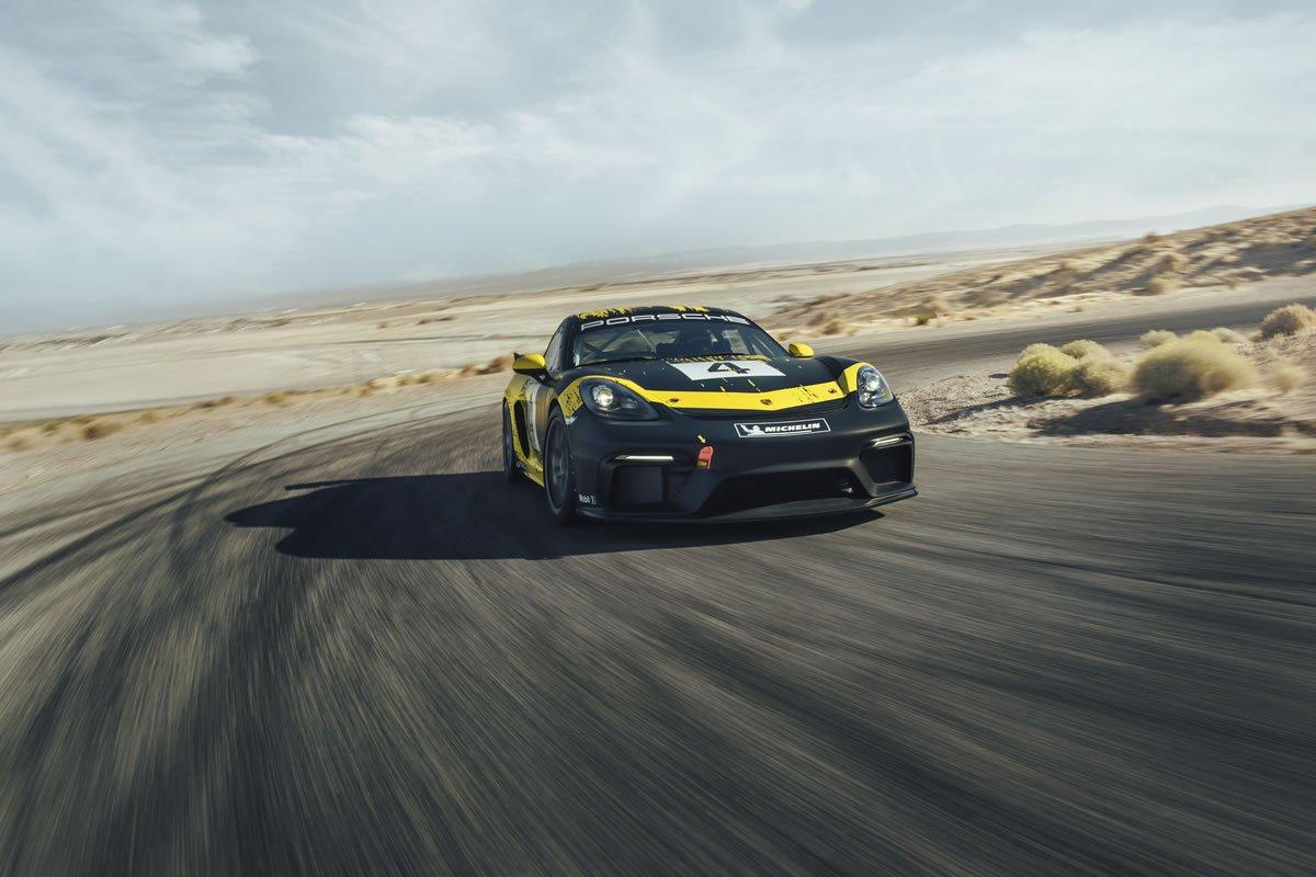 2019 Yeni Porsche 718 Cayman GT4 Clubsport Teknik Özellikleri