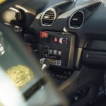 Yeni Porsche 718 Cayman GT4 Clubsport Kokpiti