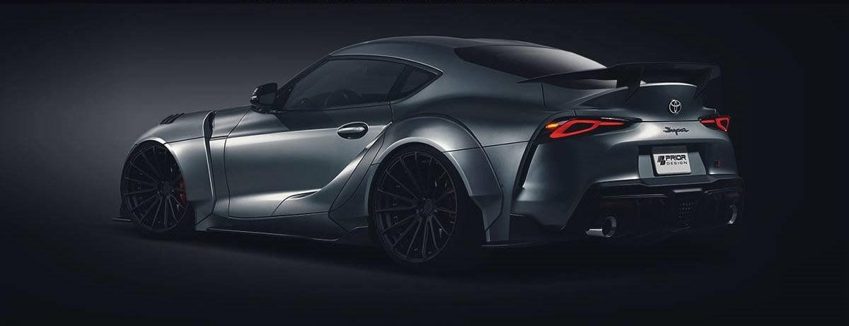 Prior Design 2020 Toyota Supra