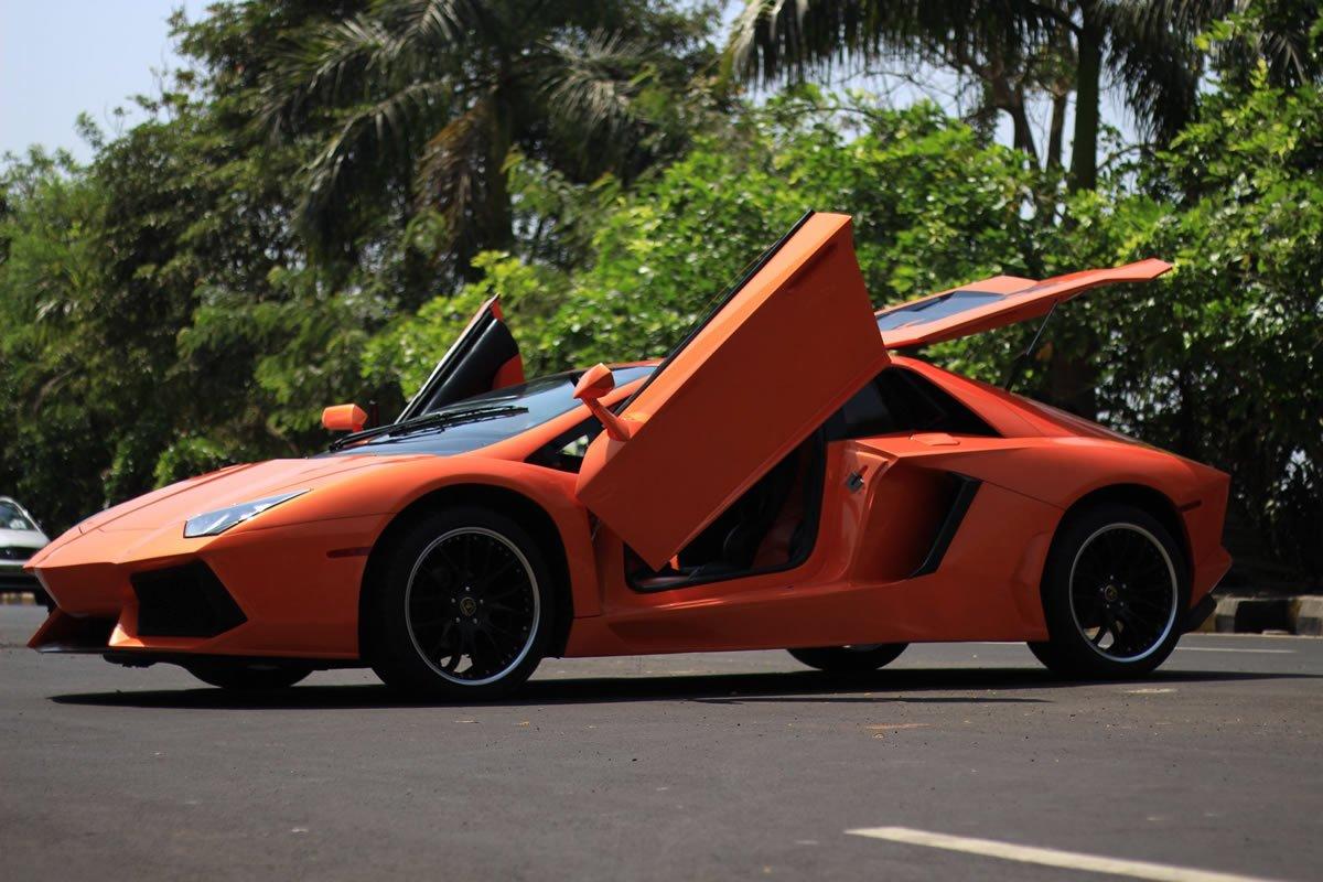 Replika Lamborghini Aventador