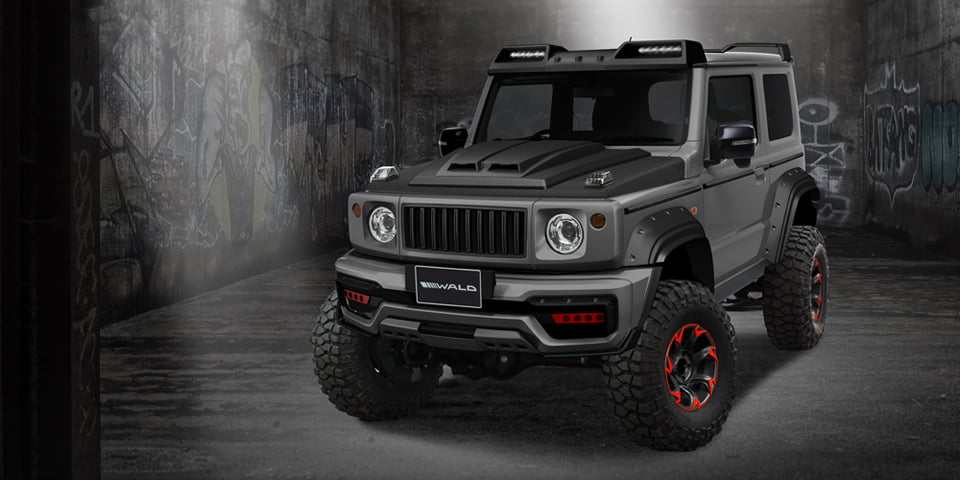 Wald International Yeni Suzuki Jimny