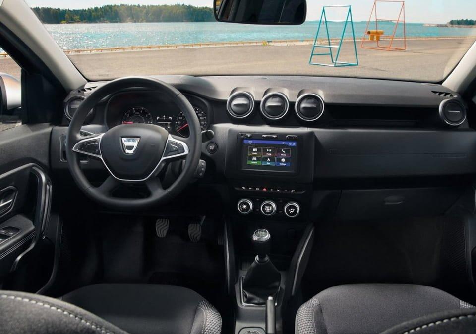Yeni Dacia Duster 1.5 Blue dCi Türkiye