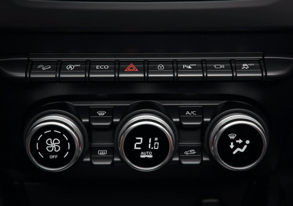 Yeni Dacia Duster 1.5 Blue dCi Donanımları