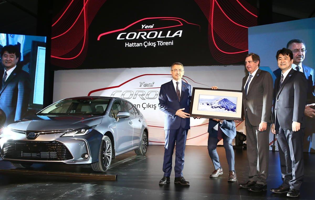 Yeni Kasa Toyota Corolla Sedan Ne Zaman Çıkacak?