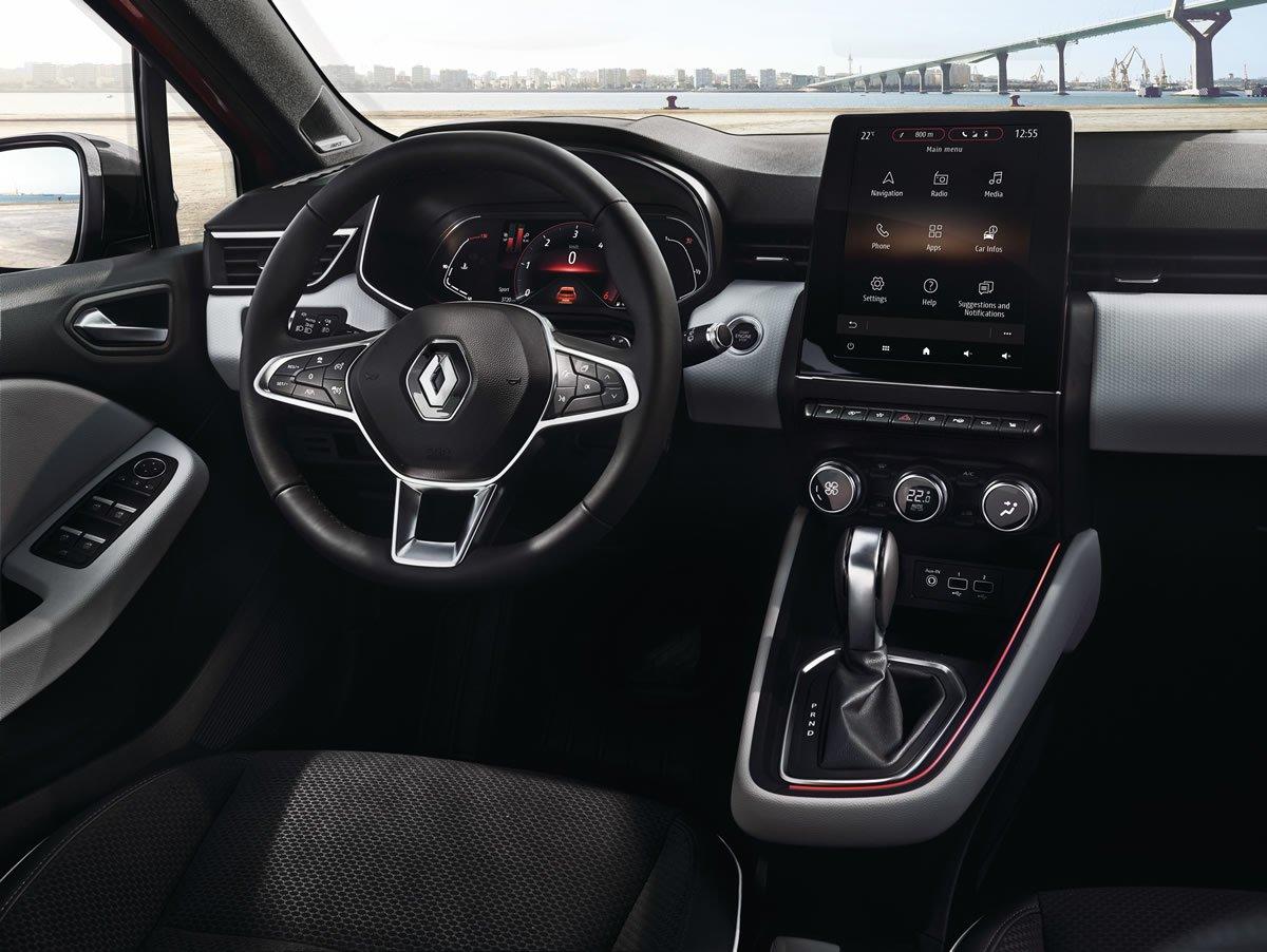 Yeni Renault Clio 5 Otomatik