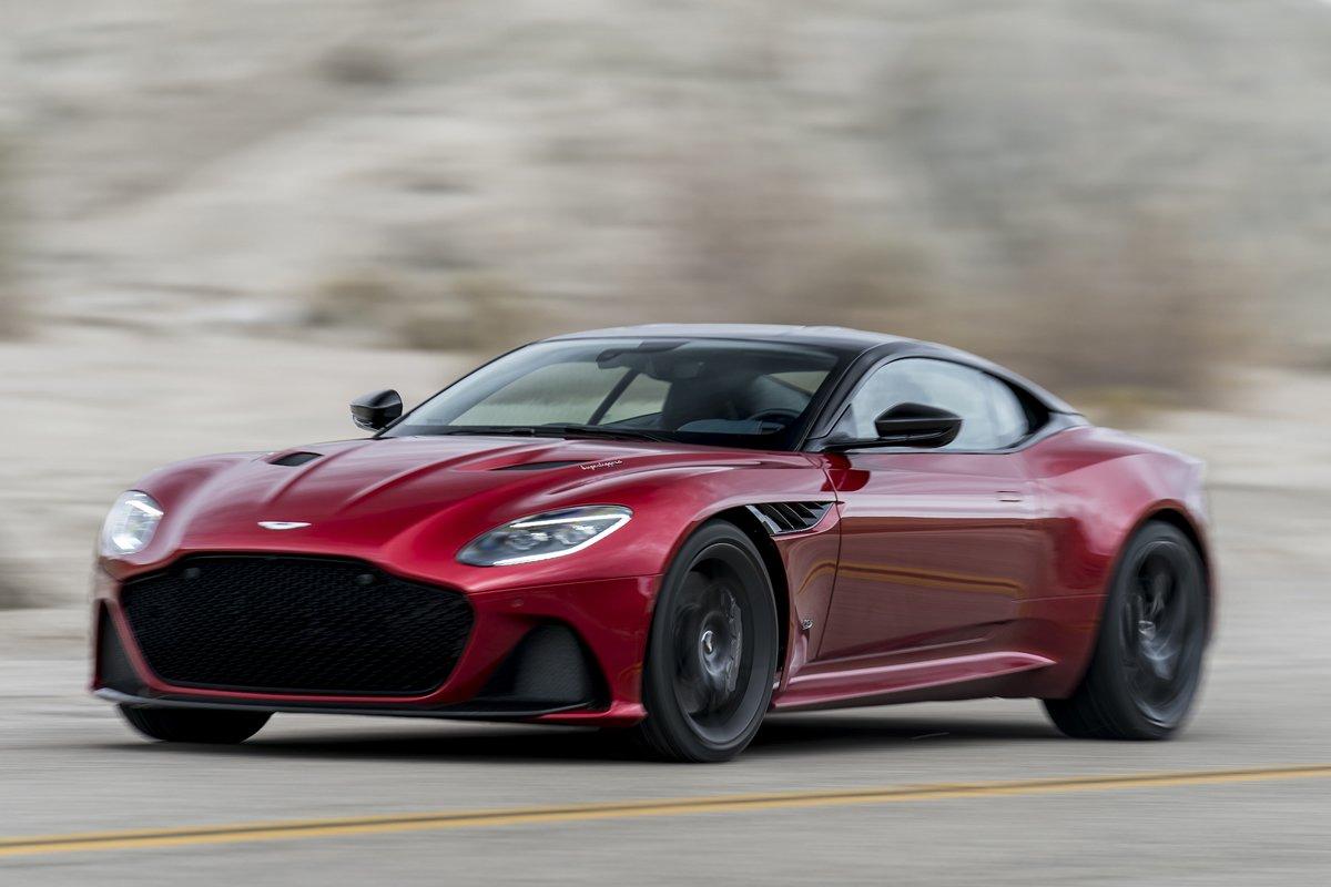 2019 Aston Martin DBS Superleggera Türkiye Fiyatı