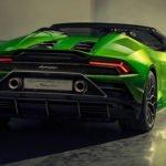 2019 Lamborghini Huracan Evo Spyder Fotoğrafları