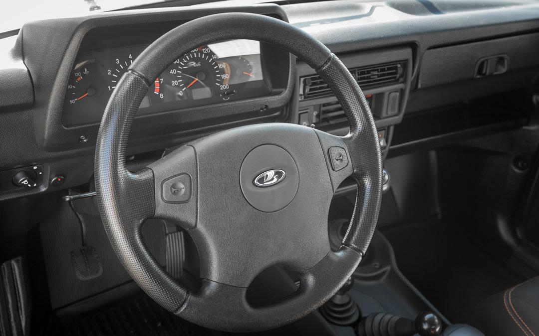 2019 Model Lada Niva 4x4 Donanımları