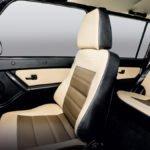 2019 Model Lada Niva 4x4 Kokpiti