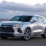 2019 Yeni Kasa Chevrolet Blazer Teknik Özellikleri