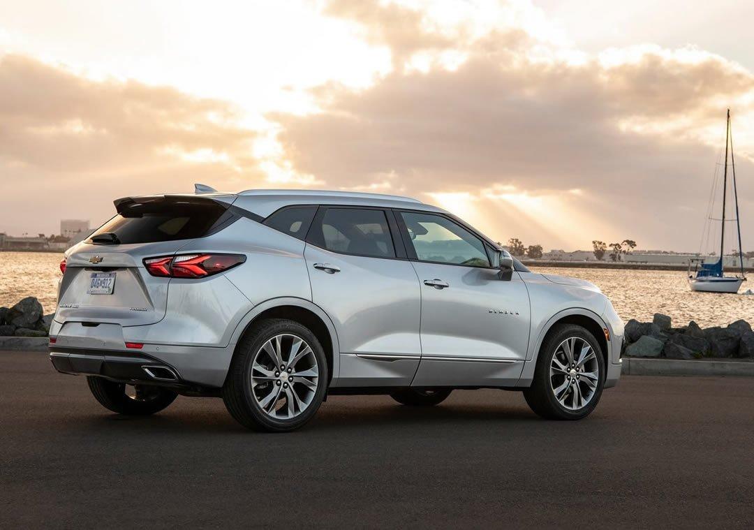 2019 Yeni Kasa Chevrolet Blazer Özellikleri