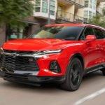2019 Yeni Kasa Chevrolet Blazer