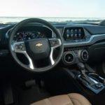 2019 Yeni Kasa Chevrolet Blazer Kokpiti