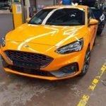 2019 Yeni Kasa Ford Focus ST