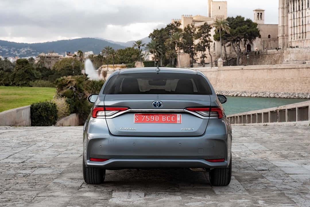 2019 Yeni Kasa Toyota Corolla Sedan Teknik özellikleri Oto Kokpit