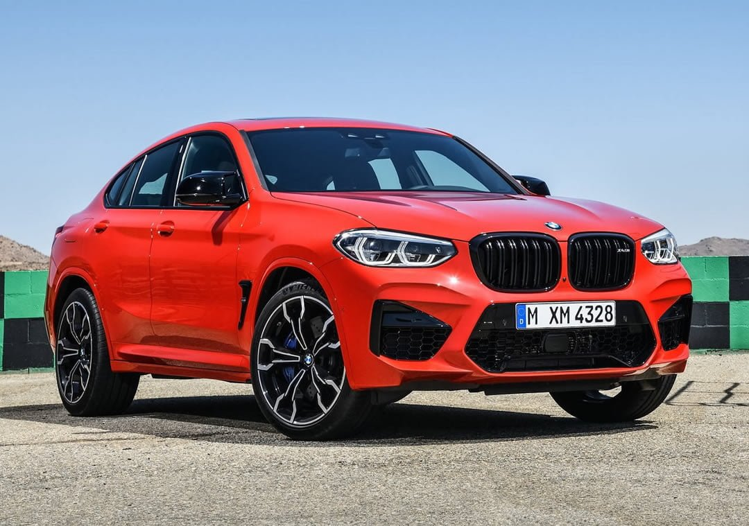 2020 Yeni BMW X4 M Competition