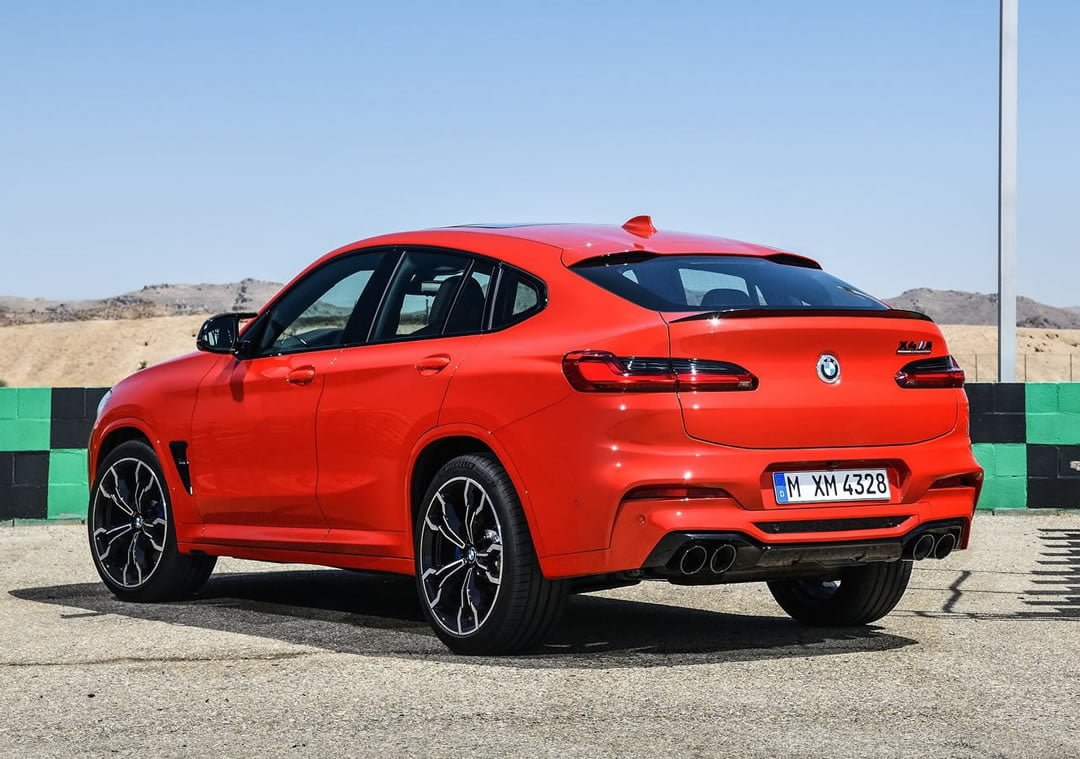 2020 Yeni BMW X4 M Competition Özellikleri