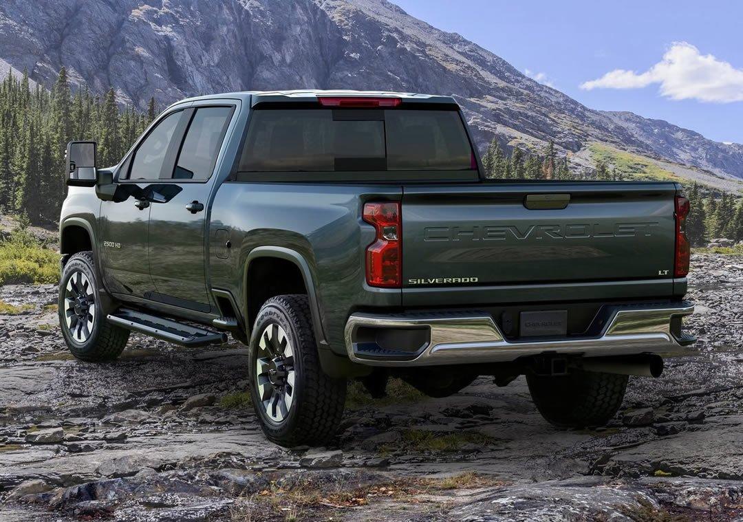 2020 Yeni Kasa Chevrolet Silverado HD Özellikleri
